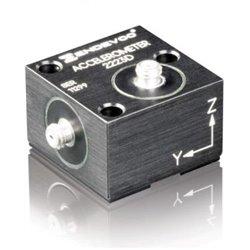 2223D Triaxial PE Accelerometer