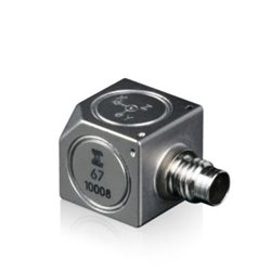 67 High Temperature Triaxial IEPE Accelerometer