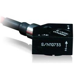 7253C Triaxial IEPE Accelerometer